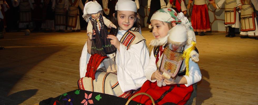 Σχολές Παραδοσιακών Χορών