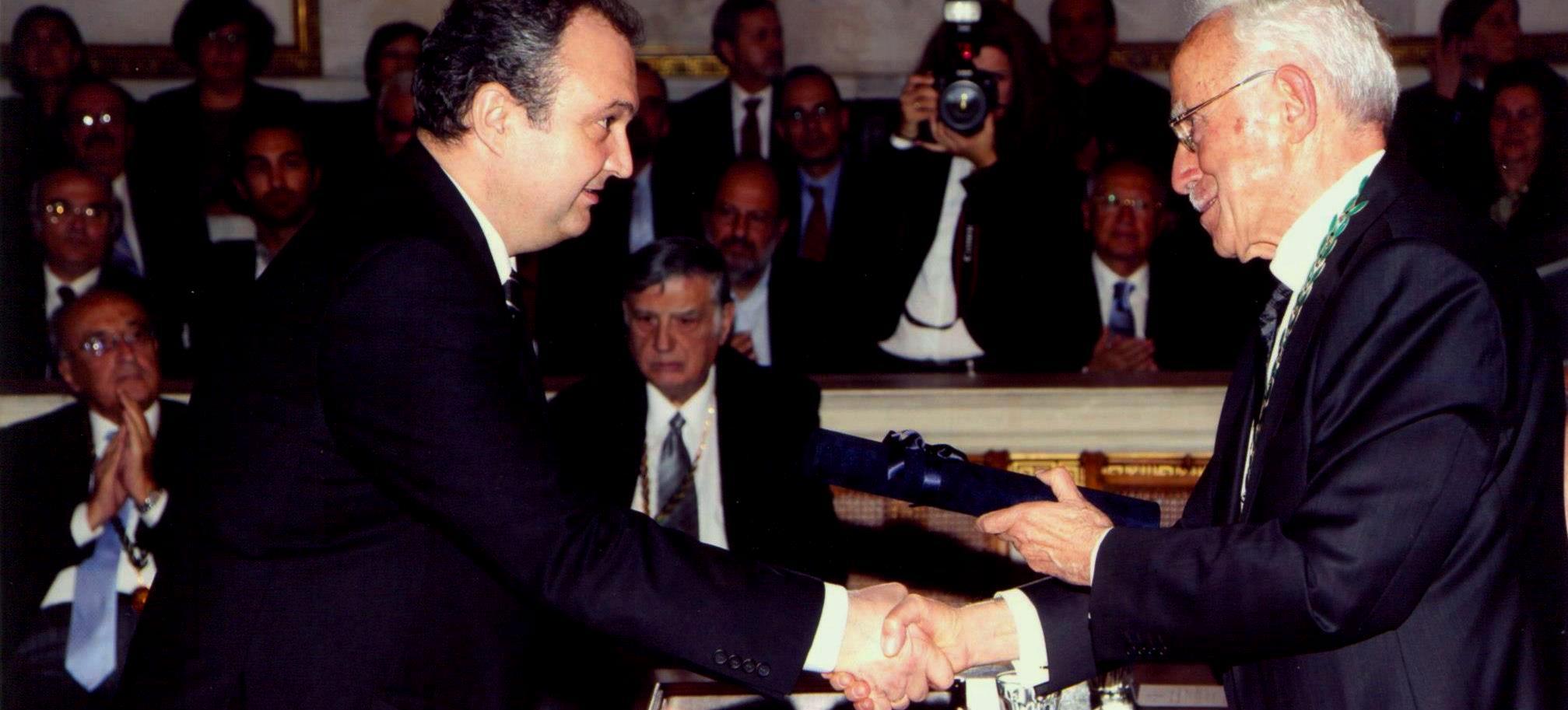 Βραβείο Ακαδημίας Αθηνών 2012